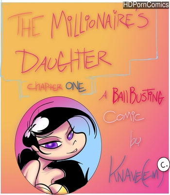 Porn Comics - The Millionaire's Daughter 1