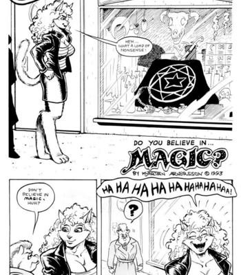Porn Comics - The Mink 1 – Magic