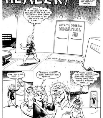 Porn Comics - The Mink 11 – Healer