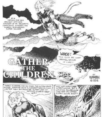Porn Comics - The Mink 15 – Gather The Children