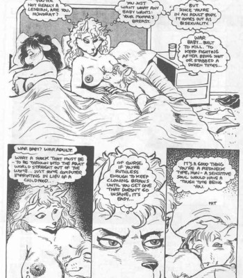 Porn Comics - The Mink 17 – Sanctuary