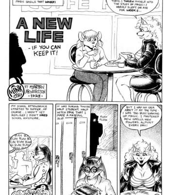 Porn Comics - The Mink 2 – A New Life