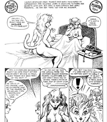 Porn Comics - The Mink 7 – Shell Game