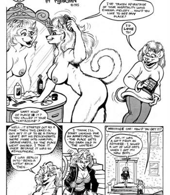 Porn Comics - The Mink 8 – Hometown Blues