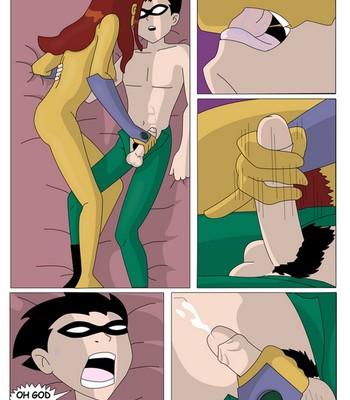 The Mishap comic porn sex 025