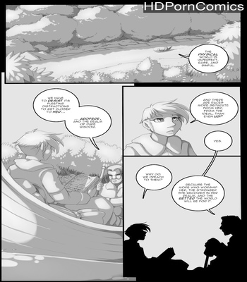 Porn Comics - The Mission 1