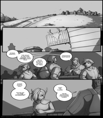 The-Mission-1 3 free sex comic