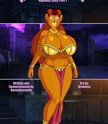 Porn Comics - The Multiverse Hypno Harem 1