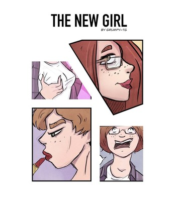 Porn Comics - The New Girl 1