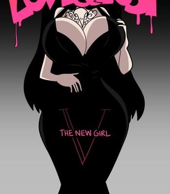 Porn Comics - The New Girl 5
