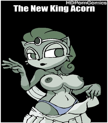 Porn Comics - The New King Acorn