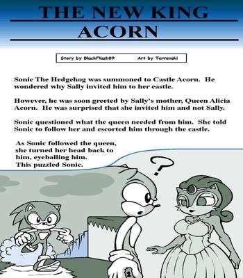 The-New-King-Acorn 2 free sex comic