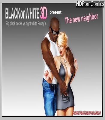 Porn Comics - The New Neighbor