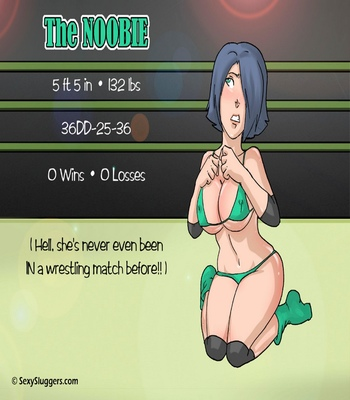 The-Noobie 3 free sex comic