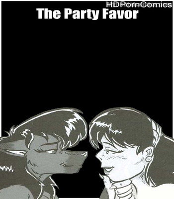 Porn Comics - The Party Favor