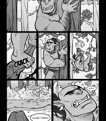 The Peeping Orc comic porn sex 003