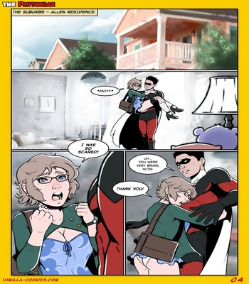 The-Plutonian 5 free sex comic