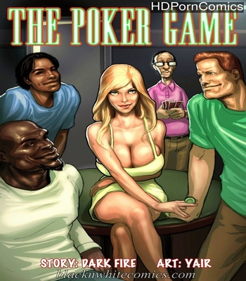 Porn Comics - The Poker Game 1