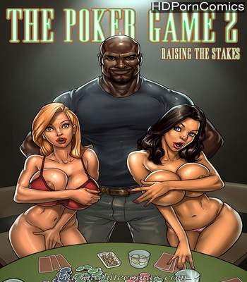 Porn Comics - The Poker Game 2