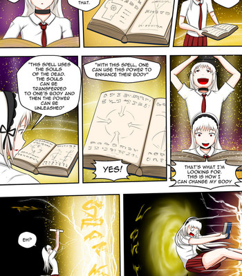 The Power Of The Spirits comic porn sex 007