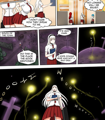 The Power Of The Spirits comic porn sex 009