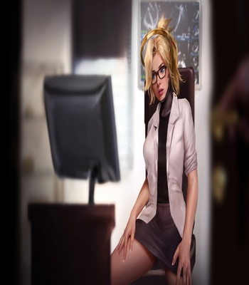 The-Private-Session-For-Mercy 23 free sex comic
