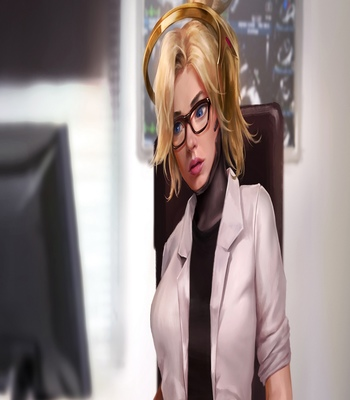 The-Private-Session-For-Mercy 25 free sex comic