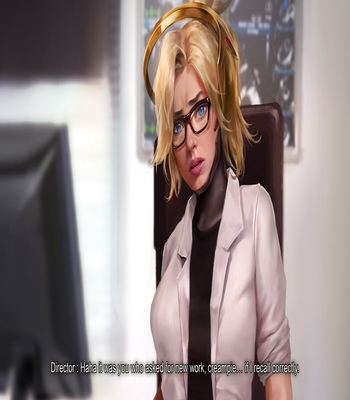 The-Private-Session-For-Mercy 29 free sex comic