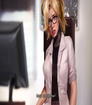 The-Private-Session-For-Mercy 40 free sex comic