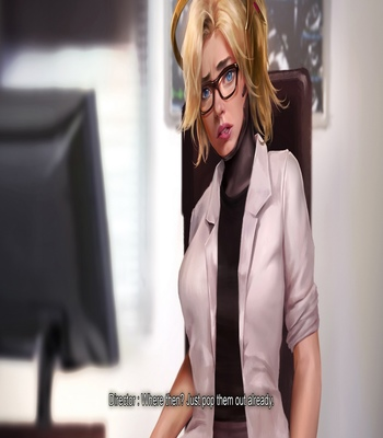 The-Private-Session-For-Mercy 41 free sex comic