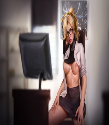 The-Private-Session-For-Mercy 51 free sex comic