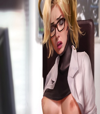 The-Private-Session-For-Mercy 57 free sex comic