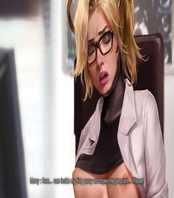 The-Private-Session-For-Mercy 58 free sex comic