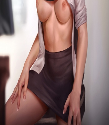 The-Private-Session-For-Mercy 63 free sex comic
