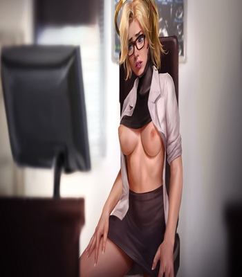 The-Private-Session-For-Mercy 65 free sex comic
