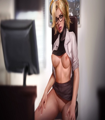The-Private-Session-For-Mercy 71 free sex comic
