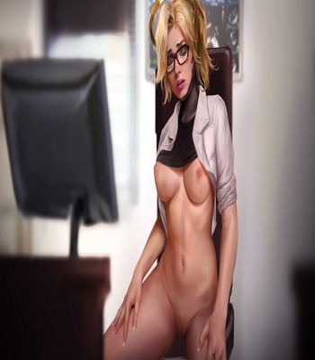 The-Private-Session-For-Mercy 72 free sex comic