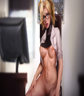 The-Private-Session-For-Mercy 78 free sex comic