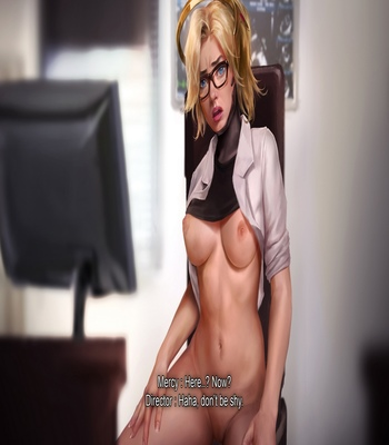 The-Private-Session-For-Mercy 79 free sex comic