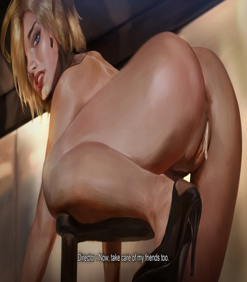 The-Private-Session-For-Mercy 129 free sex comic