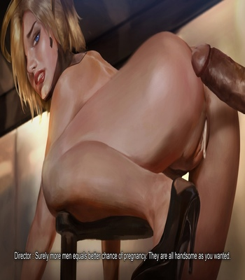 The-Private-Session-For-Mercy 134 free sex comic