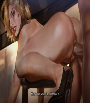 The-Private-Session-For-Mercy 137 free sex comic