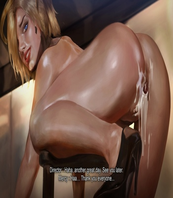 The-Private-Session-For-Mercy 158 free sex comic