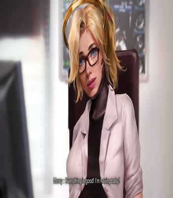 The-Private-Session-For-Mercy 164 free sex comic