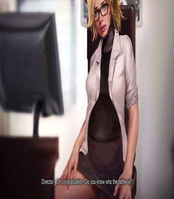 The-Private-Session-For-Mercy 165 free sex comic