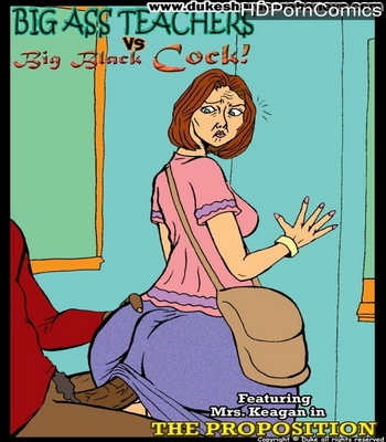 Porn Comics - The Proposition 1 – Part 1