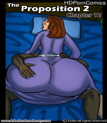 Porn Comics - The Proposition 2 – Part 12