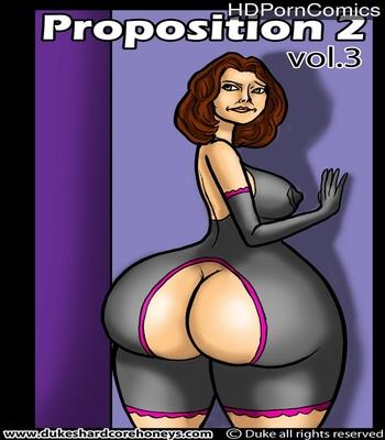 The Proposition 2 – Part 3 comic porn