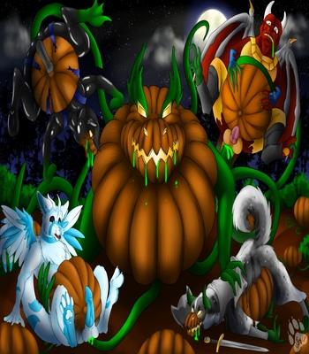 The Pumpkin Patch comic porn