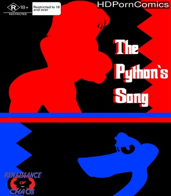 Porn Comics - The Python's Song
